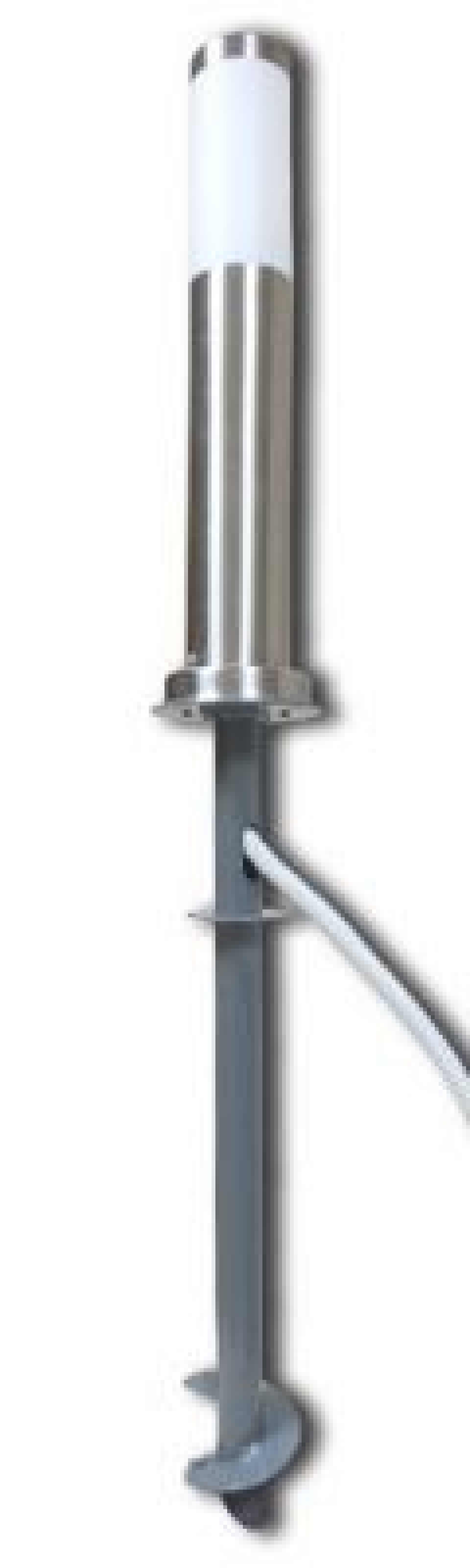 Фундамент металлический винтовой ФМ В