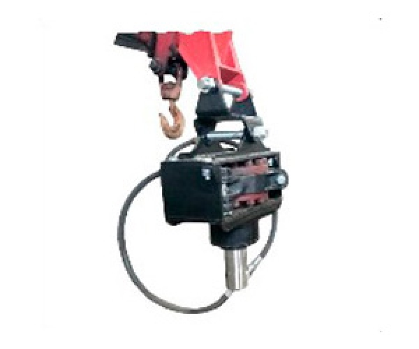 MOUNTED HYDRAULIC ROTATOR